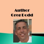 Author Greg Dodd