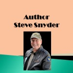 Author Steve Snyder