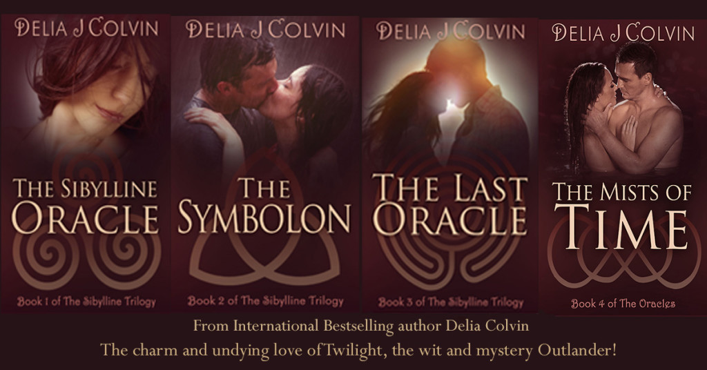 Delia Colvin Book Covers