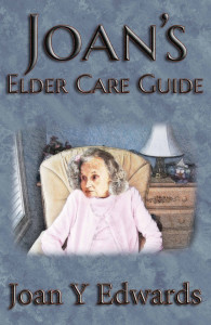 Joan's elder care guide front cover