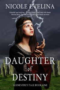 Nicole Daughter of Destiny eBook Cover Large