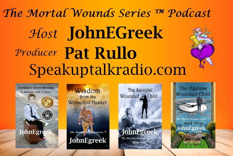 THE MORTAL WOUNDS SERIES